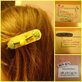 <!--:en-->Pärlitikandiga juukseklamber<!--:-->