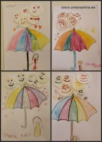 """<!--:en-->""""Imeline päev vihmavarjuga""""<!--:-->"""
