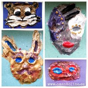 <!--:en-->Omaloomingulised maskid<!--:-->